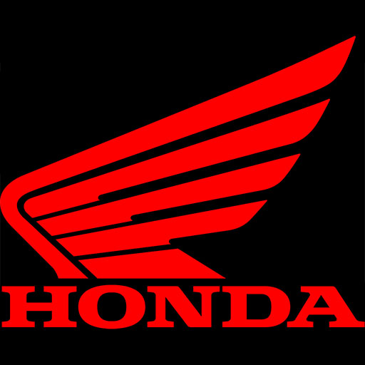 Motor Honda di Garut
