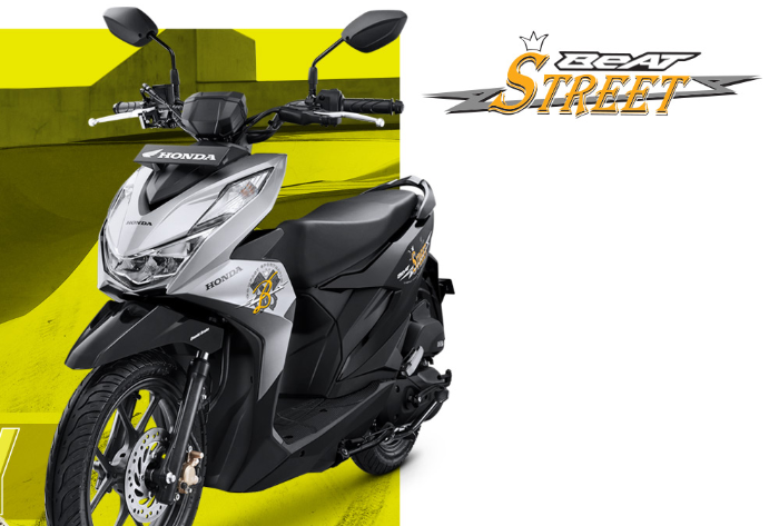 Harga Kredit Motor Honda Beat Street Garut 2020 Dealer Motor Honda Garut